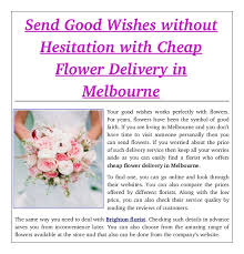 flowers delivery cheap send wishes without hesitation with cheap flower delivery in mel