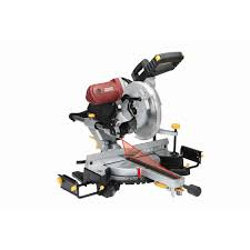 Tool Shop Tile Saw Menards by 12 In Double Bevel Sliding Compound Miter Saw With Laser Guide System