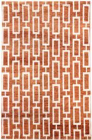 Modern Rug Patterns Modern Geometric Pattern Rug J36901