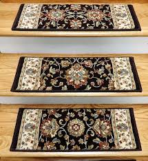 Stairs Rugs Finished Carpet Stair Treads Tread Sets For Stairs Carpet Treads