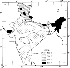 Seismic Risk Map Of The United States by Probabilistic Seismic Hazard Estimation For Peninsular India