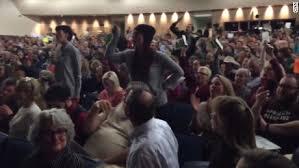 Top Gun Song In Bar Barbara Comstock U0027lost That Centrist Feeling U0027 Democratic Opponent