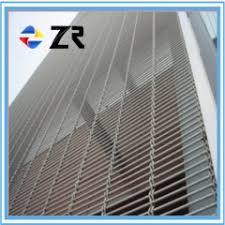 Metal Coil Drapery Hebei Zirun Metal Mesh Products Co Ltd