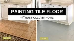 rustoleum kitchen cabinet paint painting my kitchen tile floor with rust oleum