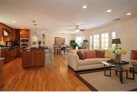 define livingroom defining and seperating living space in great room to make more cozy