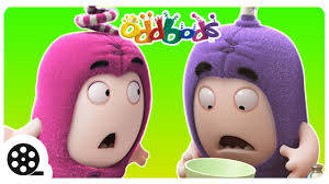cartoon expect the unexpected with oddbods animation movies