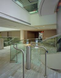Curved Handrail Curved Handrails American Frameless