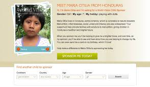 sponsor a child with world vision learn more about how it works
