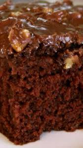 grandmas chocolate cake recipe fudge frosting chocolate cake