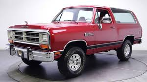 1980s dodge cars 7 suvs from the 1980s you just don t see anymore autoweek