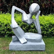 contemporary garden ornaments swebdesign