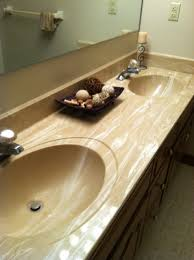magnificent bathroom countertops on replace countertop home