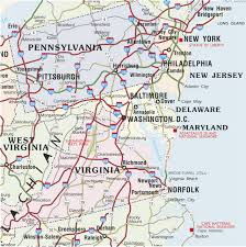 Usa Highway Map Highway Maps Usa Free Here