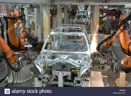 bmw factory tour mini clubman production line at the bmw factory at cowley oxford