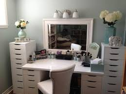 furniture cute diy makeup vanity made2style photos of fresh at