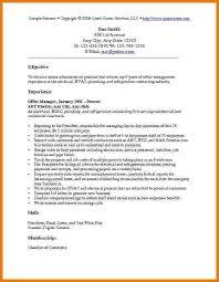 resume for manager position sample george tucker resume