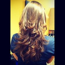 what are underneath layer in haircust long layered haircut i want mine permed to be curly like that on