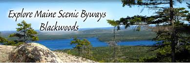 scenic byway explore maine scenic byways blackwoods route 182