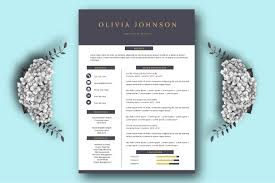 Which Resume Format Is Best For Me by Professional Resume Template Resume Templates Creative Market