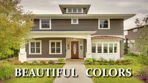Exterior House Paint Schemes - choosing exterior house paint colors