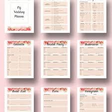 wedding planning organizer best 25 wedding planning binder ideas on wedding