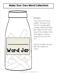 Character Trait Worksheet Donavan U0027s Word Jar