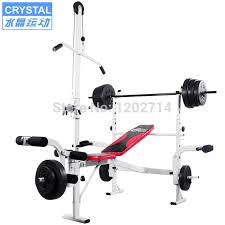 training benches crystal factory directly sell weight bench weight lifting
