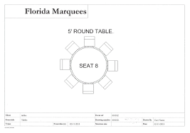5 foot round table 5 foot round table seats how many home design ideas and pictures