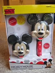 mickey mouse bathroom faucets oxygenics mickey mouse shower head review a disney mom u0027s thoughts