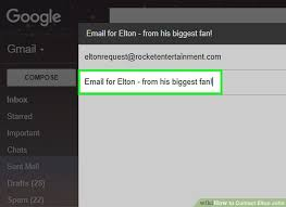 3 ways to contact elton john wikihow