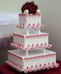 square wedding cakes wedding cakes cake image wedding cakes cake square