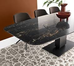 calligaris echo extending table calligaris jungle marble table design icons