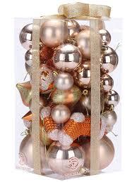 amazon com sea team 50 pack assorted shatterproof christmas balls