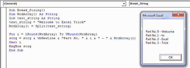 vba split function u2013 how to use