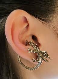 cool cartilage earrings cool cartilage earrings s di candia fashion