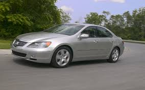 mt then and now 2014 acura rlx 1997 2009 acura rl