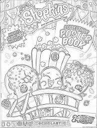 coloring pages to print shopkins shopkins coloring pages season 3 free
