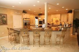 country kitchen with island 20 kitchen islands euglena biz