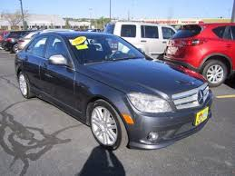 2008 mercedes c 300 used 2008 mercedes c300 3 0l luxury 4matic clean carfax at