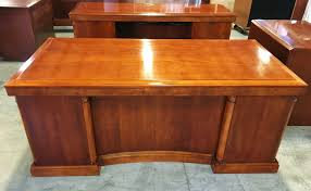 Office Desk Credenza Councill Desk And Credenza Set 2 499 At Quality Used Office Furniture