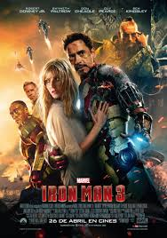 Iron Man 3 (2013) [Latino] pelicula hd online