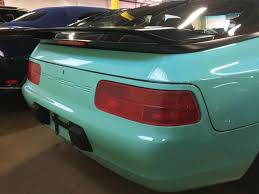 porsche mint green paint code na mint green 968s 100 survival rate page 3 rennlist