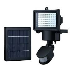 solar powered security motion detector outdoor light lights review