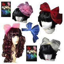 80 s headbands 80s hair bow ebay