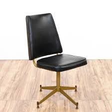 Retro Accent Chair This Mid Century Modern Chair Is Upholstered In A Durable Shiny
