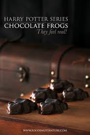 Where To Buy Chocolate Frogs The 6 Foods Found On The Hogwarts Express Trolley In Literature