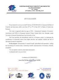 invitation euroinvent