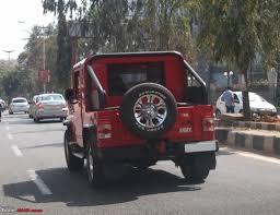 punjabi open jeep thar hardtop design page 13 team bhp