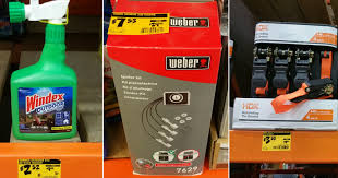 home depot clearance windex outdoor ratcheting tie downs bayer