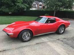1972 corvette stingray 454 for sale 1972 chevrolet corvette for sale on classiccars com 57 available